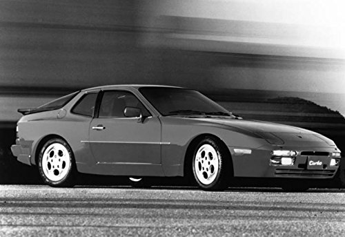 1987 Porsche 944 Turbo Factory Photo