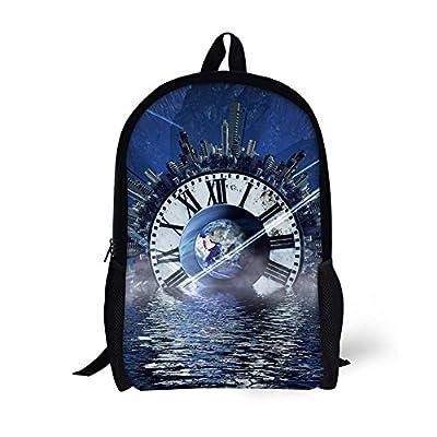 ThiKin Fashion Boys Girls Personalized Cute Kids School Bag