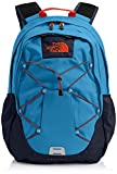 The North Face Jester Backpack - quill blue/power orange, one size