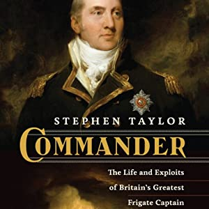 Commander Audiobook