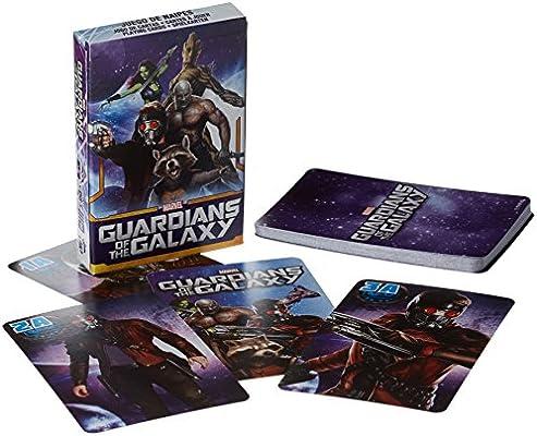 Fournier - Juego de Cartas Marvel, de 3 a 6 Jugadores (1029048) (versión en inglés)