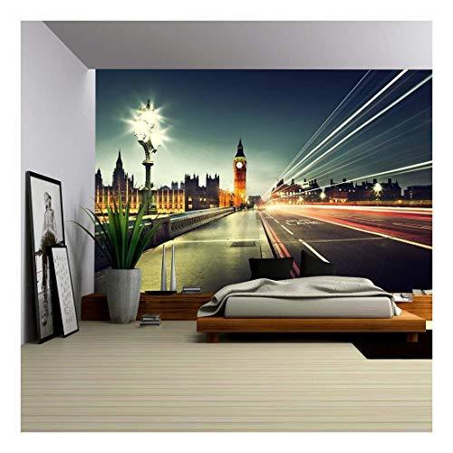 Big Ben from Westminster Bridge London