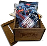 Carnivore Club Gift Crate (Gourmet Food Gift) - 4 to 6 Artisan Cured