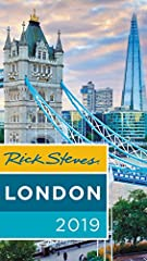 Explore the city from the sacred stones of Westminster Abbey to the top of the London Eye. With Rick Steves on your side, London can be yours! Inside Rick Steves London 2019 you'll find:                                  Compre...