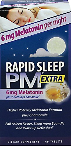 Applied Nutrition Rapid Sleep PM Extra Tablets - 40 Tablets by Applied Nutrition by Applied Nutrition