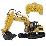 2.4Ghz Radio Control 15 Channel Professional Remote Control Crawler Excavator
