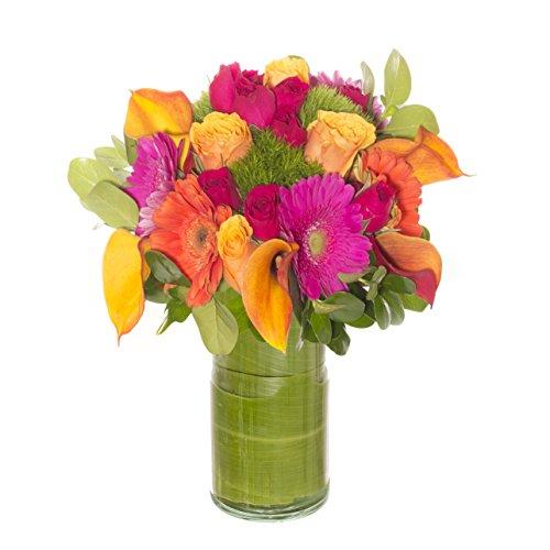 eFlowy - Magic Explosion Vase Floral Arrangement by eFlowy