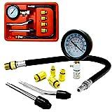 Skroutz Spark Plug Cylinder 8 Pc Compression Tester Test Kit Professional Gas Engine