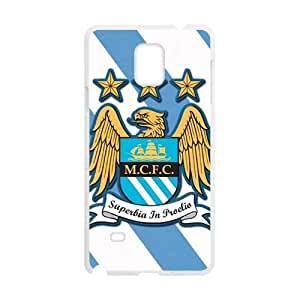 M.C.F.C. Eagle Cell Phone Case for Samsung Galaxy Note4