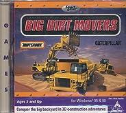 Matchbox Cat Big Dirt Movers (Jewel Case)