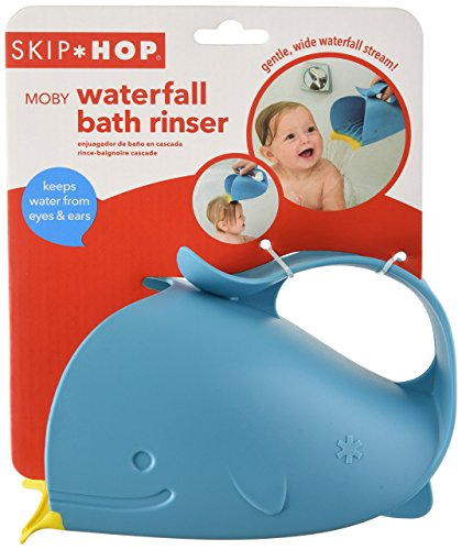 Moby waterfall bath rinser