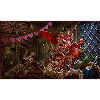 Dragon Shield Playmat Limited Edition Valentine Dragon