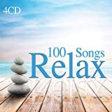 100 Songs Relax - Instrumental Relaxing Music, Nature Sounds, Lounge, Chillout, Spa and Meditation Music [4CDs]