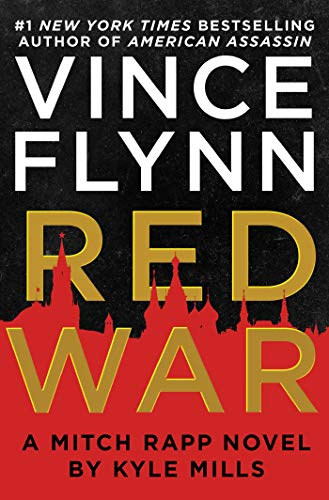 Red War (A Mitch Rapp Novel Book 15) (Best Vines In History)