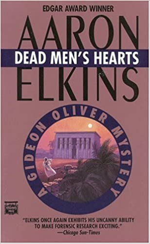 Dead Men's Hearts by Aaron Elkins (1995-04-01)