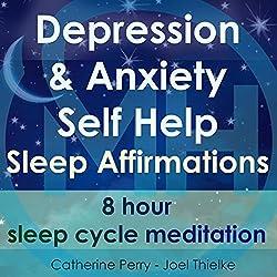 Depression & Anxiety Self Help Sleep Affirmations
