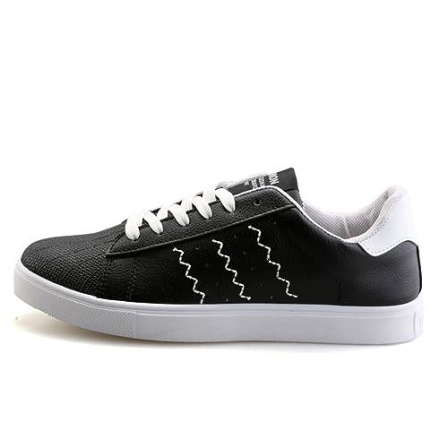 Shell-zapatos/Baja ondulación Totem deportes zapatos-B Longitud del pie=25.8CM(10.2Inch) Sgdc8lu