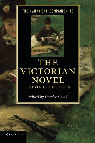 The Cambridge Companion to the Victorian Novel (Cambridge Companions to Literature)
