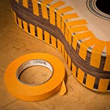 High-Tack Tape for Guitar Binding Installation
