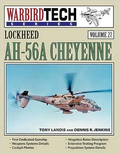 Book Lockheed AH-56A Cheyenne-WBT V. 27