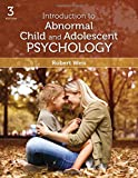 img - for Introduction to Abnormal Child and Adolescent Psychology book / textbook / text book