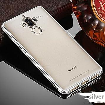 Funda Carcasa Gel Transparente Para Huawei Mate 9 Ultra Fina ...