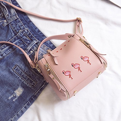 Portable Nueva Wild D Shoulder Flamingos La Crossbody One Personalidad Bolsa Lady Anyer Bolsas D Oq6zIw5nn