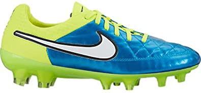 Nike Womens Tiempo Legend V FG Soccer Cleat (Blue Lagoon 1f0051b678