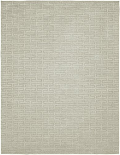 Kalaty AV-199 912 Avalon Area Rug 9' x 12' Pearl Grey for sale  Delivered anywhere in USA