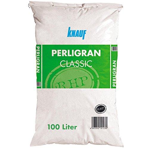 KNAUF Perlite Perligran G 0/6 100 Liter