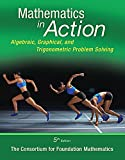img - for Mathematics in Action: Algebraic, Graphical, and Trigonometric Problem Solving Plus NEW MyMathLab -- Access Card Package (5th Edition) (What's New in Developmental Math?) book / textbook / text book