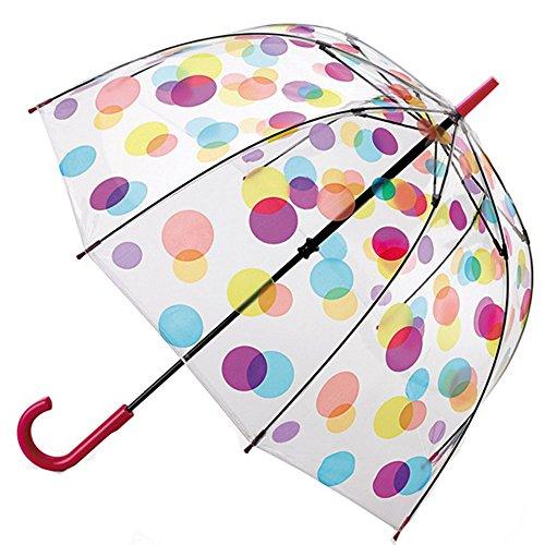 Kung Fu Smith Transparent Umbrella