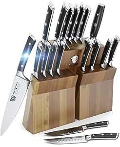 Dalstrong Sistema del cuchillo bloque - Gladiador serie ...