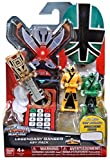 green samurai ranger - Power Rangers Key Pack Samurai Set C Green Yellow Gold Ranger