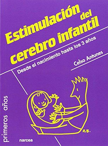Estimulacion Del Cerebro Infantil by Celso Antunes (Folleto) 1 ene 2010