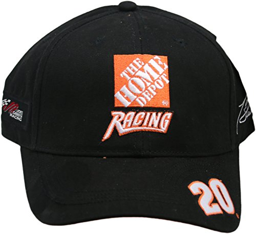 nascar-tony-stewart-20-home-depot-offical-drivers-line-pit-series-throwback-velcro-back-cap-hat