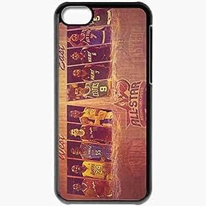 XiFu*MeiPersonalized ipod touch 4 Cell phone Case/Cover Skin Nba all star basketball west east chris paul kobe bryant BlackXiFu*Mei