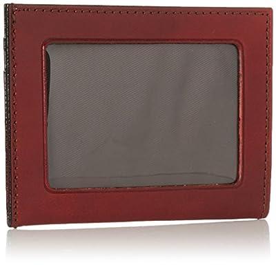 Bosca Mens Old Leather Weekend Wallet