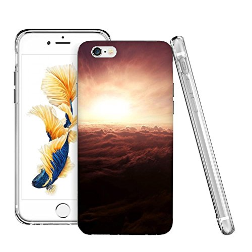 Thwo M84017_Above Clouds Wallpaper phone case for iphone 6/6s plus