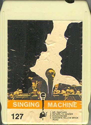 Singing Machine #127 - Mr. Sandman/Return to Sender/Kodachrome/Goodbye Yellow Brick Road (Karaoke Tape) 8 Track - Sandman Machine