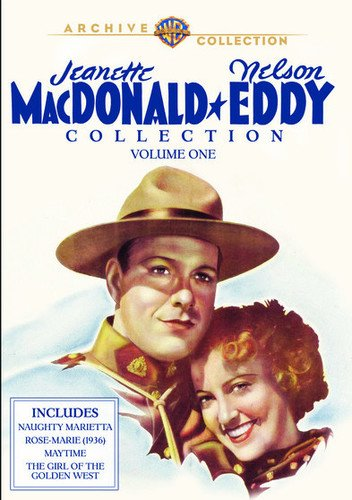 Jeanette MacDonald & Nelson Eddy Collection Volume 1 (Ultimate Collection Jimmy Cliff)