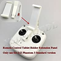 XSD MOEDL Extended Holder Remote Controller Bracket Tablet Clamp Clip Support 7-10in Tablet for Phantom 3 Standard