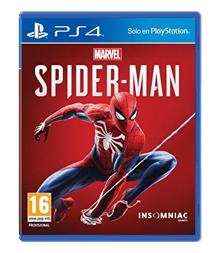 Marvel S Spider Man Ps4 Playstation 4 Sony Amazon Es Videojuegos