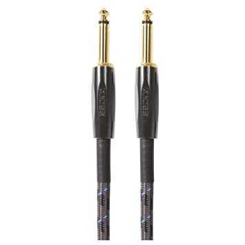 Cable conector Jack, recto/recto, de la marca Boss, modelo BIC-15, de 4,5 m: Amazon.es: Instrumentos musicales