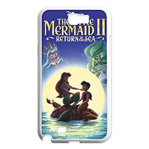 Little Mermaid II, The Return to the Sea Samsung Galaxy N2 7100 Cell Phone Case White Tvipp