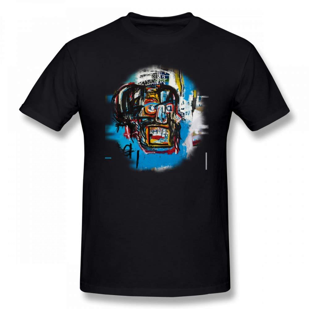 Williamwbutler Jean Michel Basquiat Man S Soft T Shirt T Shirts Short Sleeves 5685