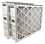 Sterling Seal P5MV11-20X25X5X2 P5-MV11 20x25x5 Purolator High End Filter, Replacement for Trion Air Bear (Pack of 2)