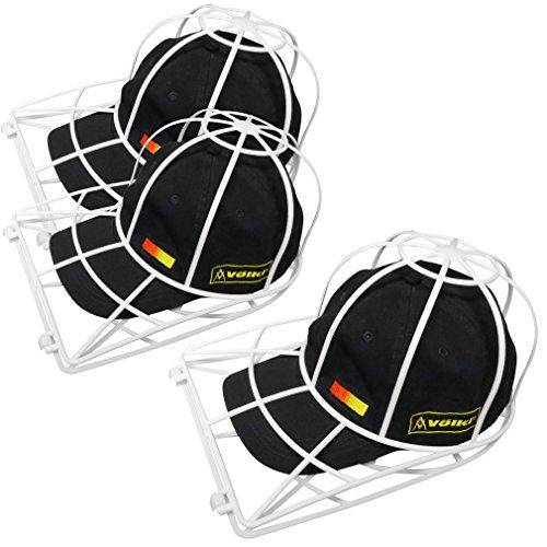 Evelots 3 Ball Cap Washing Machines & Dish Washers,Hat Visor Cleaner 3 Ball In Visor