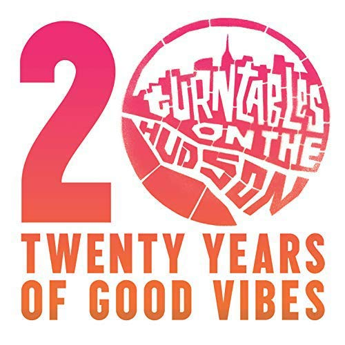 Turntables on the Hudson: Twenty Years of Good Vibes, used for sale  Delivered anywhere in USA
