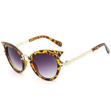 longhua Gafas de sol infantiles europeas y ojos de gato ...
